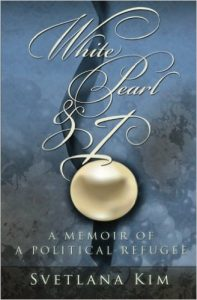 White Pearl and I by Svetlana Kim